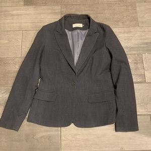 CK one button blazer--lined